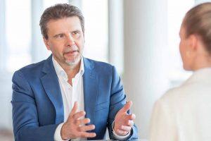 Martin Dallinger, Geschäftsführer der P zer Manufacturing Austria GmbH in Orth an der Donau ©maupi/Chris Saupper